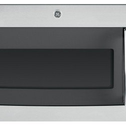 """GE Profile - PVM9179SFSS 30"""" 1.7 Cu. Ft. Capacity  1000 Watt Over The Range Convection Microw - This GE 17 cu ft Convection Over the Range Microwave in Stainless Steel has Fast Bake which combines convection and microwave cooking to deliver fast oven-quality results The scrolling 2 line electronic display with clock gives you the ability to see..."""