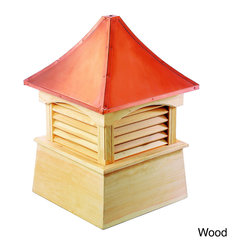 None - Good Directions Coventry Cupola - The Good Directions Coventry cupola is the perfect complement to your shed or gazebo. The expertly crafted Coventry louvered cupola features timeless American style.