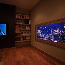 Contemporary  by Aquarium Architecture