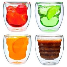 modern cups and glassware by Ozeri