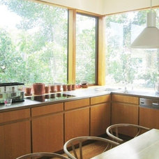 Contemporary  Larger Than Life Kitchen Windows | Apartment Therapy DC