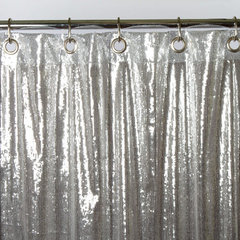 contemporary shower curtains by Sin in Linen
