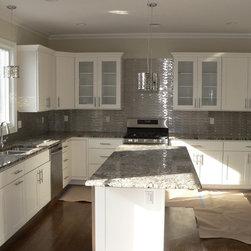 Kitchen Backsplash - Paul Gorski