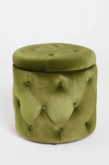Contemporary Ottomans And Cubes by Urban Outfitters
