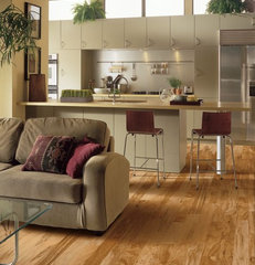 contemporary wood flooring by Armstrong