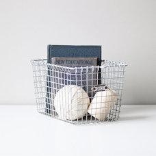 Modern Baskets by Etsy