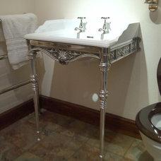 Traditional Bathroom Sinks by Chadder & Co Luxury Bathrooms