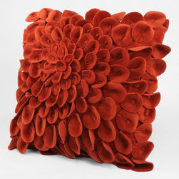 Starburst Decorative Pillow - This is a great textured pillow for under $30. It's available in a wide variety of colors and would look fantastic paired with a graphic pillow.