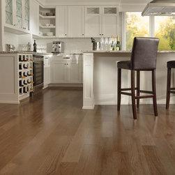 Mirage Hardwood Flooring - Hickory hardwood can be furnished & installed by Diablo Flooring, Inc. showrooms in Danville, Walnut Creek, & Pleasanton, CA.