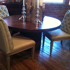 traditional dining chairs Bardessona Dining Chair