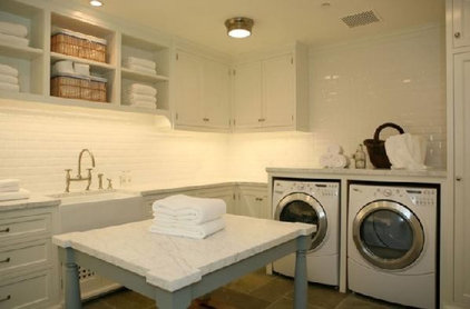 contemporary  Laundry