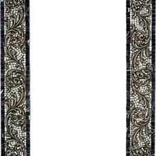 Mediterranean Bathroom Mirrors by American Tile and Stone/Backsplashtogo.com