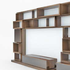 Modern Media Storage by Alanostudio