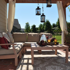 traditional patio by Ashton Woods Atlanta