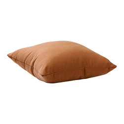ZUO - Zuo Laguna Outdoor Pillow in Sand - Finally an outdoor pillow you can fall in love with. Plump and colorful, the rainbow of color choices will make your outdoor decor dazzle. Made of water resistant covers and foam, say goodbye to the mildew cushions you dreaded digging out of the garage, and hello to sunny, soft all weather pillows.