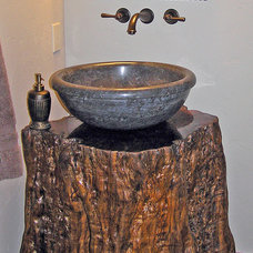 Eclectic Bathroom Sinks by Impact Imports