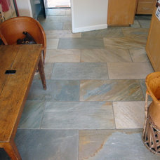 Stone & Pewter Accents Floor Inspirations