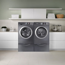 Modern Laundry Room by Florida Builder Appliances
