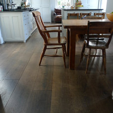 Traditional Hardwood Flooring by Chauncey's Timber Flooring