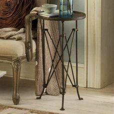 Eclectic Side Tables And End Tables by Through the Country Door