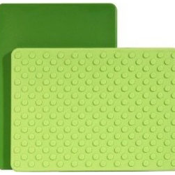 Architec The Gripper Cutting Board, Green/Light Green - You can never have enough cutting boards, and these green Gripper surfaces bring a whole lot of jolly to prepping meals.