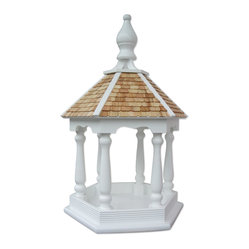 Fly-Through Gazebo Feeder, Large