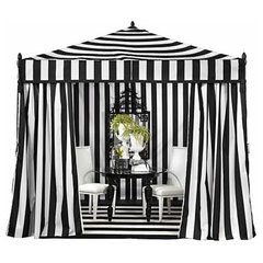 eclectic gazebos by Z Gallerie