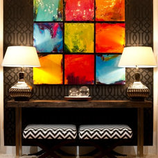 Contemporary Paintings by Appleton Art Design, LLC