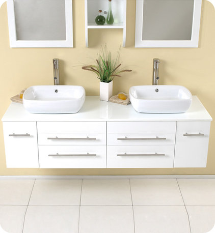 Modern Bathroom Vanities And Sink Consoles by Decors U.S.