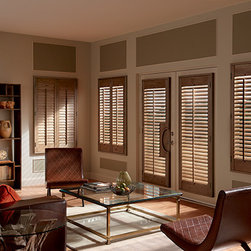 Graber TRADITIONS WOOD SHUTTERS - GRABER TRADITIONS WOOD SHUTTERS - Windows Dressed Up is a Graber Dealer located in NW Denver, 38th at Tennyson. OUT OF STATE? Please visit our online store for custom drapes, curtains and roman shades. www.ddccustomwindowfashions.com .