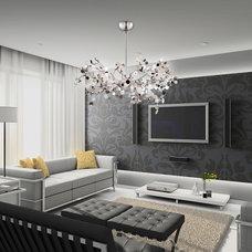 Modern Chandeliers by Bellacor