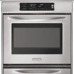 """KitchenAid - Architect Series II KESS908SPS 4.1 Cu. Ft. Oven Capacity 30"""" Wide Slide-In Elect - 30 Architect II Series True Convection Slide in Electric Range EasyConvect Time and Temperature Conversion System takes the guesswork out of convection cooking"""