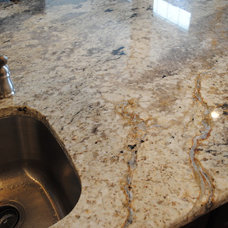 Traditional Kitchen Countertops by Sterling Kitchen & Bath