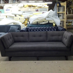 Thankgiving Projects - The Montrose Sofa,