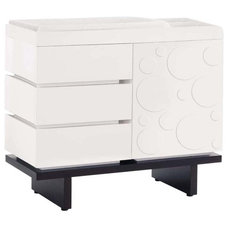 Modern Changing Tables Two Wide Changing Table By Nurseryworks