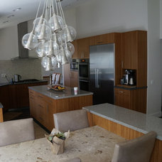 Transitional Kitchen by Hemphill's Rugs & Carpets