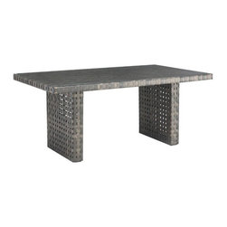 Pinery Dining Table - Outdoor dinning table. Modern and can be combined with different styles.
