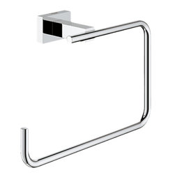 Grohe - Grohe 40510000 Chrome Essentials Towel Ring - Grohe 40510000 Chrome Essentials Towel Ring