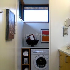Contemporary Laundry Room by Flüff Designs & Decor