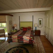Asian Bedroom by Ashford Associates
