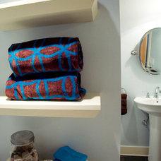 Modern Bathroom by Taste Design Inc