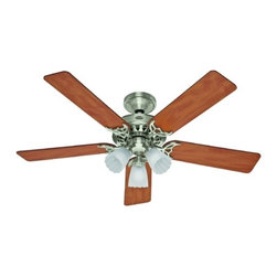 "Hunter Fan 26446 Architect Series Plus Fan With Light - Get 10% discount on your first order. Coupon code: ""houzz"". Order today."