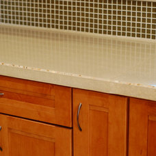 Contemporary Kitchen Countertops by Miano Design Co.