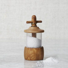 Contemporary Salt And Pepper Shakers And Mills by West Elm