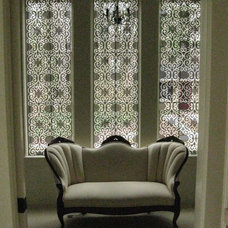 Traditional Roller Shades by Delia Shades