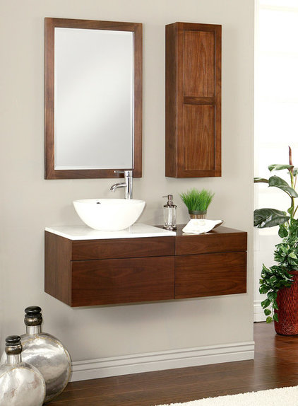Modern Bathroom Vanities And Sink Consoles by Sagehill Designs