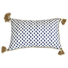 Eclectic Decorative Pillows by purehome