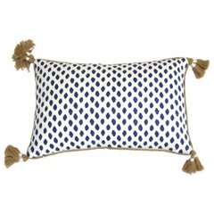 eclectic pillows by Pure Home