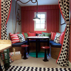 Eclectic  Craft Room — San Francisco Decorator Showcase 2011