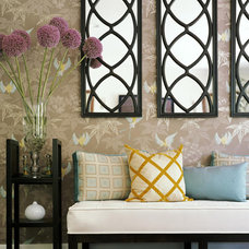 10 Tips for Decorating With Mirrors : Decorating : Home & Garden Television